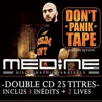Medine - Don't Panik Tape