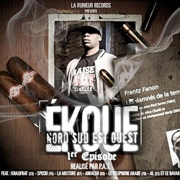 Ekoué - Nord Sud Est Ouest (1er Episode) 350
