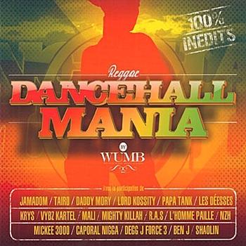 dancehall mania 350