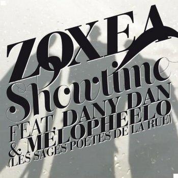 Zoxea - Showtime [Maxi] dans Hip-Hop fr ZOXSHOW